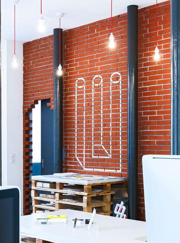 Benoît Hermet appartient au coworking La Fabrica qui réunit des professionnels de la communication et de l'architecture.