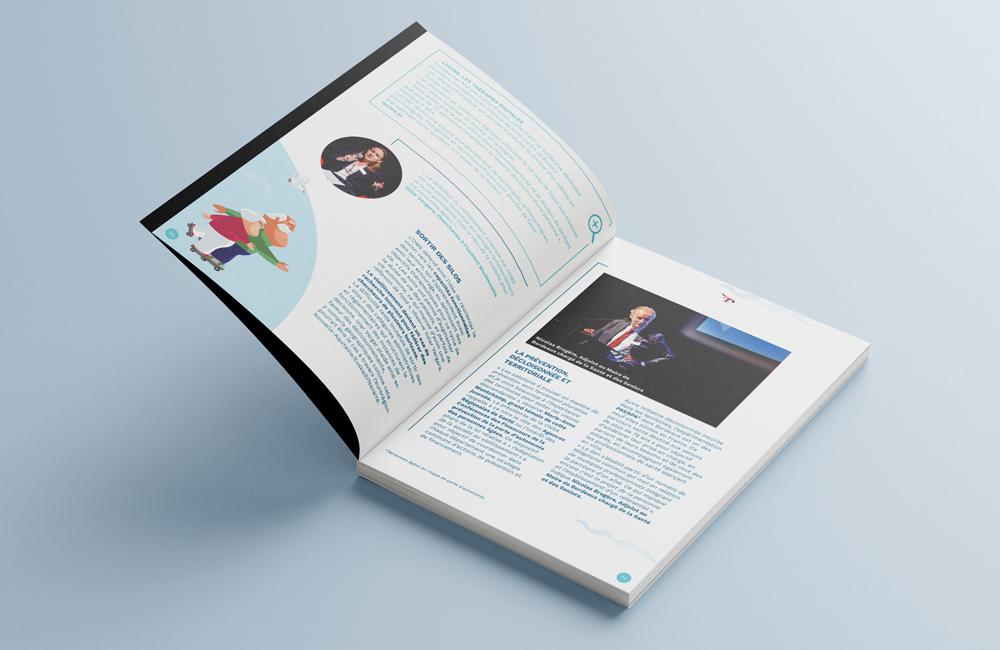 Un livre blanc sur la silver économie à Bordeaux, rédigé pour l'agence SEPPA.